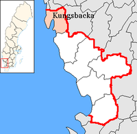 Kungsbacka in Halland county