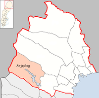 Arjeplog in Norrbotten county