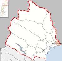 Haparanda in Norrbotten county