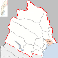 Kalix in Norrbotten county